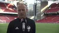 Jess Thorup kalder FC Københavns præstation for pivringe