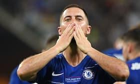 Hazard regner med Chelsea-farvel efter finaletriumf