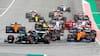 F1: Magnussen udgår i fuldstændig vanvittig sæsonåbner i Østrig