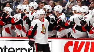 700 NHL-kampe: Bødker runder flot jubilæum i NHL - se hans seneste sæsontræffer her