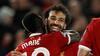 For andet år i træk: Salah vinder stor pris foran Premier League-stjerner