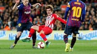 Spansk avis: Barcelona-truppen nedlægger veto mod Griezmann-signing