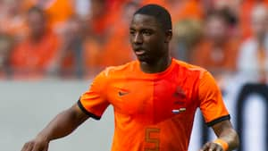 Han debuterede mod Danmark som den yngste spiller nogensinde ved et EM