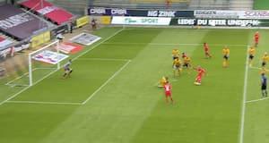 Ikke skyggen af offside: FCN snydt for 2-0-kasse i Horsens - se det her