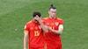 Bale om holdkammeratens røde kort: 'Jeg vil selvfølgelig forsvare ham'