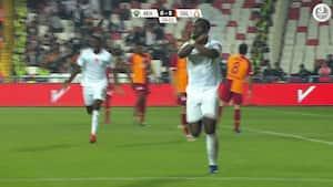 Chok: Nedrykkerne øjner pokaltriumf mod Galatasaray - se føringsmålet her