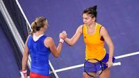 Kvindelige tennisstjerner bakker Federers forslag op: Fusionér ATP og WTA!