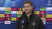 Daniel Høegh efter CL-point: 'Vi var meget opsatte på at få visket 0'et væk'