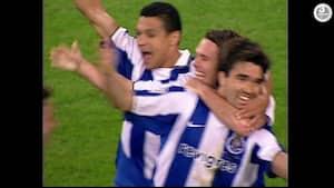 Den mest uventede CL-finale nogensinde? Se højdepunkterne fra Portos triumf mod Monaco her