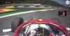 Så du det: Sur Kimi Räikkonen giver Lewis Hamilton fuck-finger under Q1