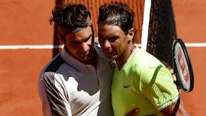 Gruskongen Nadal sender Federer ud og er i finalen i Paris