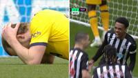 Tottenham dummer sig i Newcastle: Se ALLE 4 kasser her