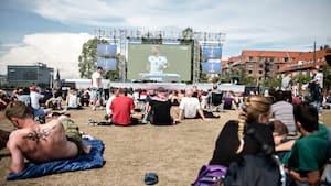 Genåbningsaftale åbner for storskærmsfester til EM