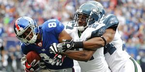 Øjeblikket der ændrede hans liv: Super Bowl-vinder deler oplevelsen