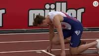 Suveræn sejr: Norsk atletikfænomen slår europæisk rekord på 400m hæk