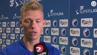 Målscorer Fischer: 'Dejligt at lukke munden på kritikerne'