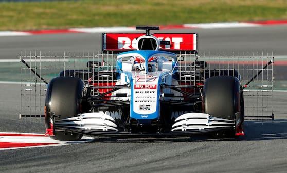 Smukke biler på asfalten: Se alle de nye F1-biler her