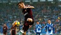 Barcelona-back brækker fingeren mod Espanyol