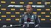 'Jeg forventede ikke at være foran de to Red Bulls' - Hamilton overrasket over pole nummer 99 i karrieren
