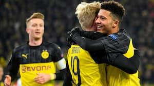 Trods rødt kort – Dortmund er videre i CL – Se målene her
