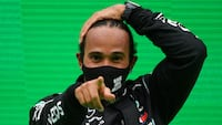 For anden gang: Lewis Hamilton er årets sportspersonlighed i Storbritannien