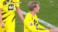 Håbet lever for Dortmund: Brandt scorer flot til 1-1