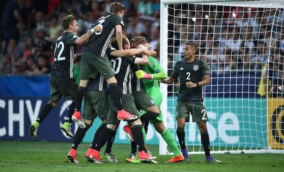 Tyskland er klar til U21-EM-finalen: Sender (igen) England ud på straffespark