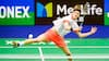 Dansk badmintonhåb taber knebent til olympisk mester
