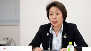 Japansk minister tager over som øverste OL-chef