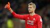 Bekræftet: Lössl scorer ny Premier League-kontrakt i Everton