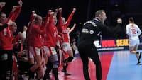 Kontant udmelding: Så langt kan Danmark maksimalt nå til VM