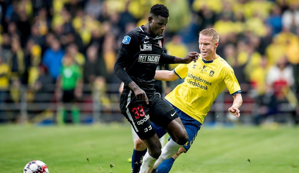3dbf65b5c90 Et af de mest ikoniske mål nogensinde: Gense Brøndby-spillers ...