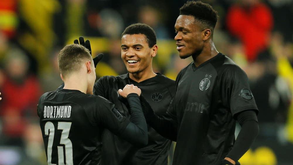 Dortmund smadrede Düsseldorf - se højdepunkter fra imponerende 5-0-sejr