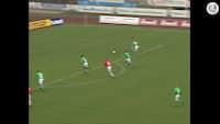 'En fuldstændig bizar situation' - Da Vejles eget mål forhindrede Vejle-scoring