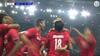 Vild jubel: Norsk CL-debutant sparker Salzburg på 1-0 mod Genk