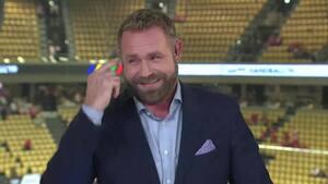 Husker du: Norsk kommentator går AMOK over dansk sejr - Boldsen er færdig af grin
