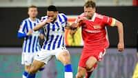 Union og Hertha deler i Berlin-derby - se highlights her