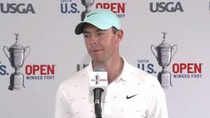 'En god start' - McIlroy optimistisk efter første runde ved US Open