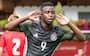 12-årig debuterer på landsholdet med to mål