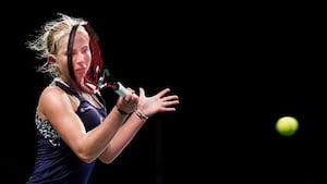 Clara Tauson slår slovak og nærmer sig WTA-debut