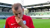 Skuffet Mathias Thrane efter Nykøbing-nederlag: 'Vi er alt, alt for lette at score imod'
