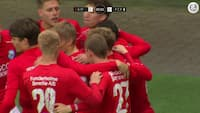 Mattsson og Vallys sikrede SIF-sejr: Se målene her