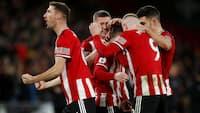 Sheffield United vinder hjemme mod Aston Villa med to kasser af John Fleck