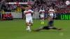 Stuttgart og Union Berlin spillede 2-2 i underholdende playoff-brag - se målene