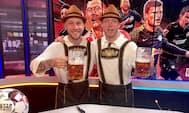 Bajermeteret - Pagh og Schwartz vurderer styrkeforhold mellem tyske giganter