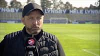 Lyngby-træner efter nedrykning: Tabellen lyver ikke