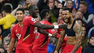 Norsk hattrick i målfest: Her er alle syv mål fra Watfords sejr over Everton