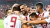 Millimeter fra CL: Olympiakos smadrer Krasnodar i det sidste kvarter - se 4-0-sejren her