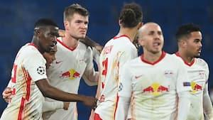 Helt vanvittig kamp endte med norsk matchvinder: Poulsen og Sørloth knalder sejren hjem for Leipzig