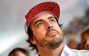 """Lundgaard: Jeg tænkte """"Neej, vi får tæsk af Fernando Alonso"""""""